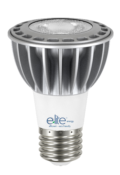 ELT 9 Watt Warm Light (3000K) PAR20 LED Light Bulb